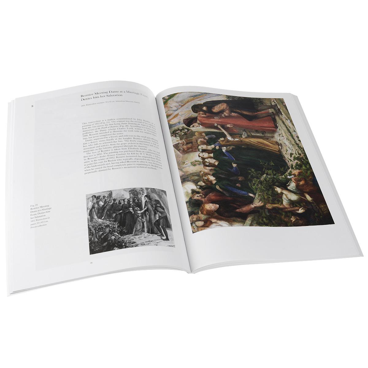 Rossetti: Colour Library