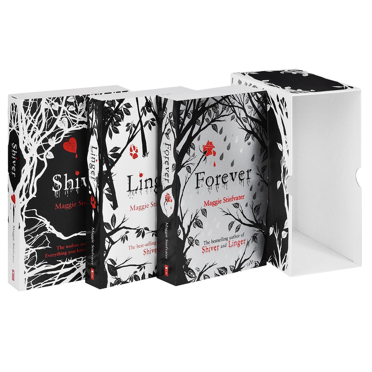 Shiver. Linger. Forever (комплект из 3 книг)