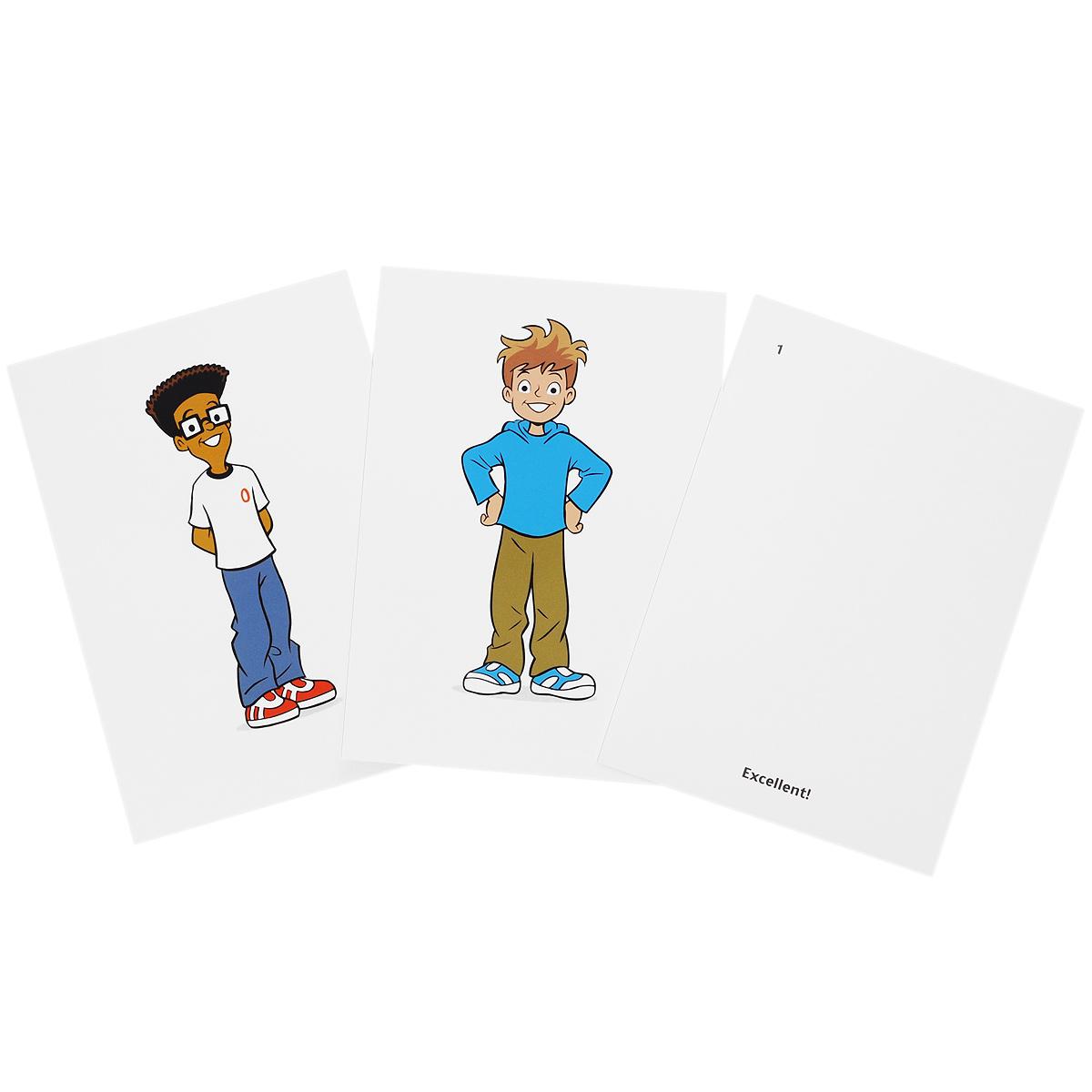 Excellent 1, 2: Flashcards