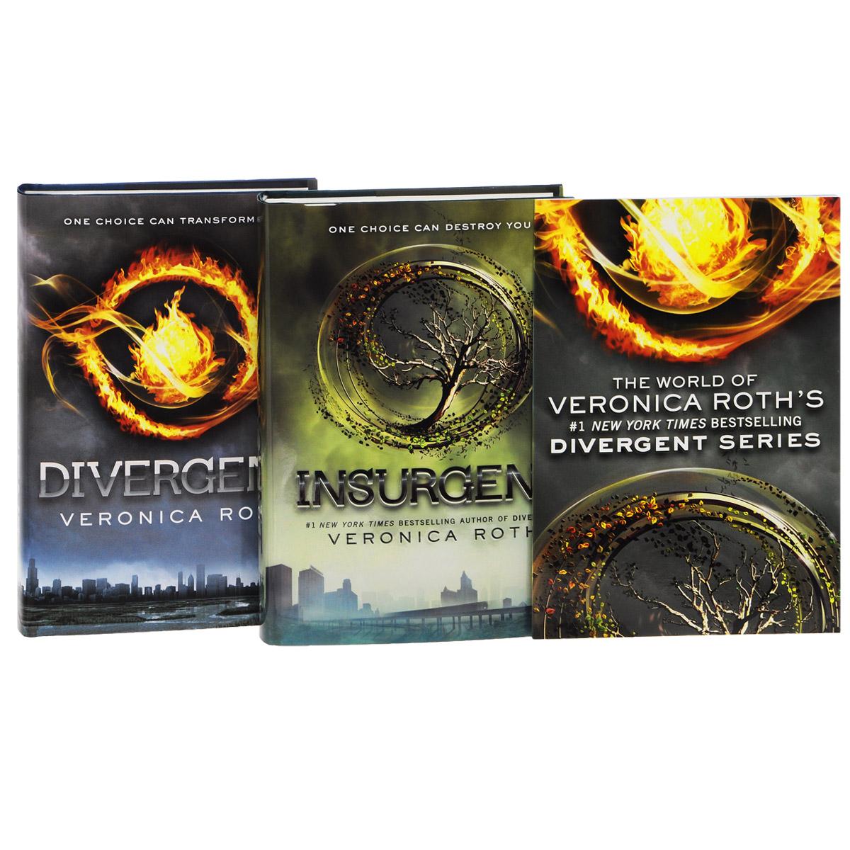 Divergent Series (комплект из 2 книг)