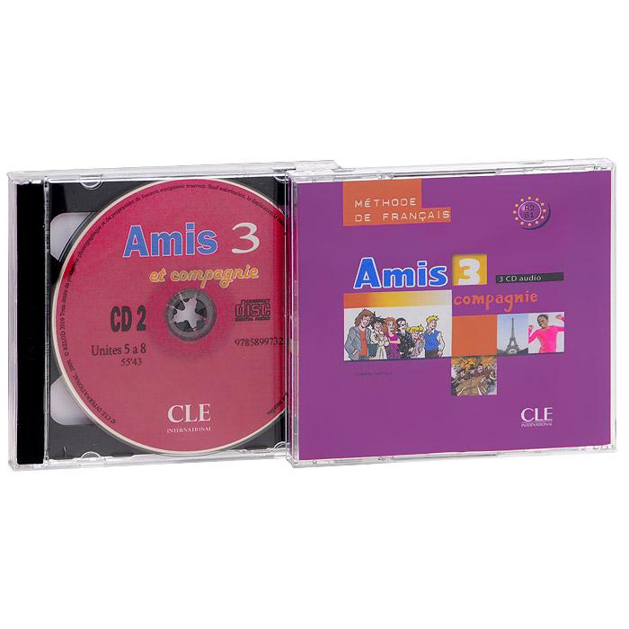 Amis et compagnie 3 (��������� �� CD)