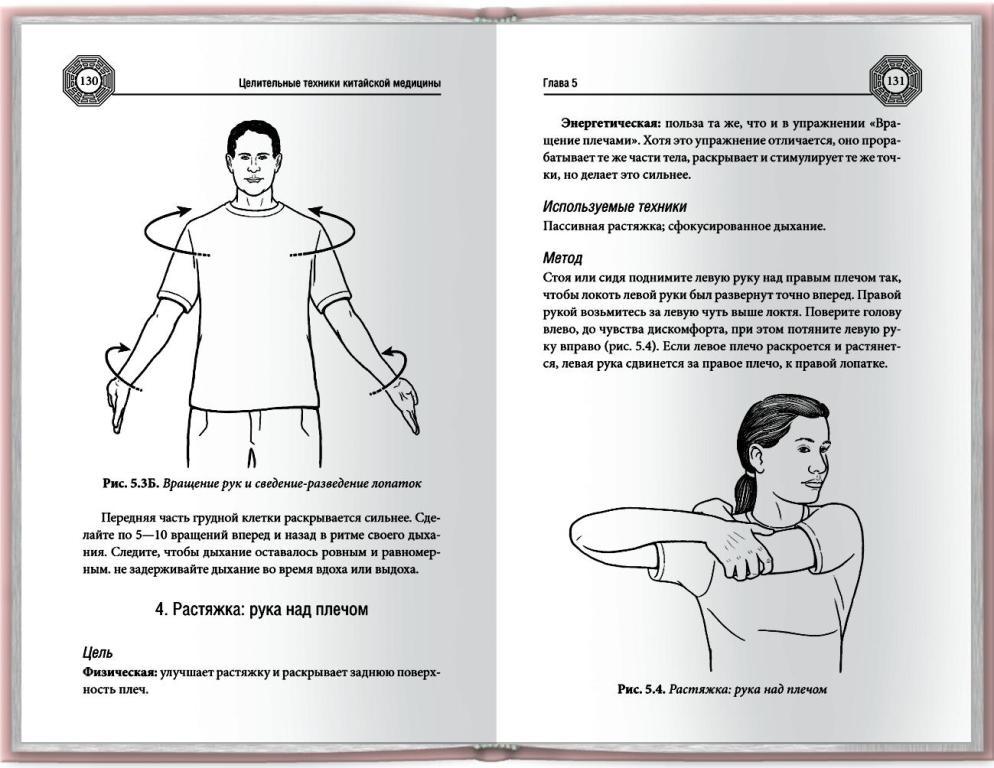 Целительные техники китайской медицины
