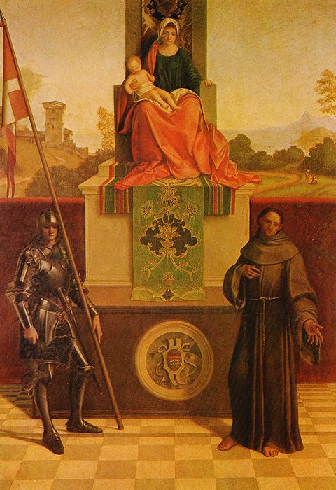Malarstwo weneckie zlotego okresu XV-XVIII w.