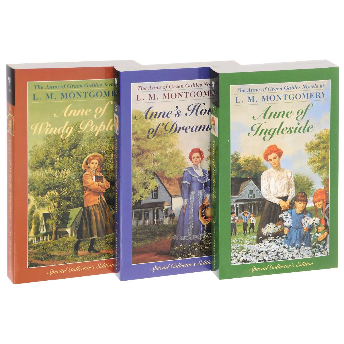 Anne of Green Gables (комплект из 3 книг)