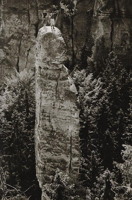 Horolezecka zastaveni