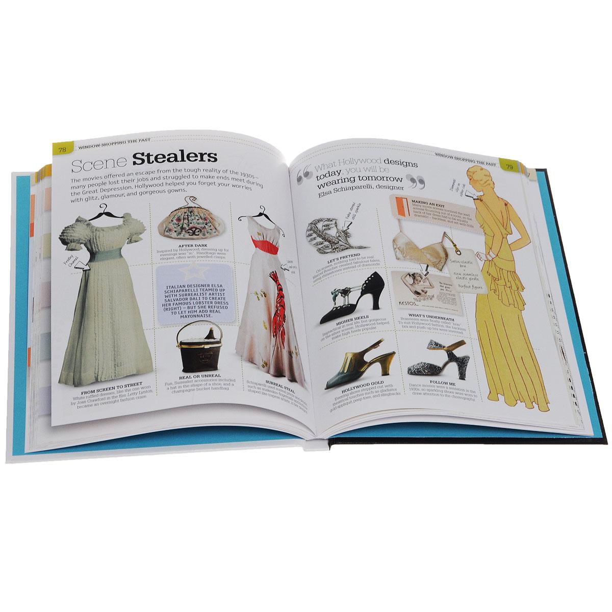 The Fashion Book