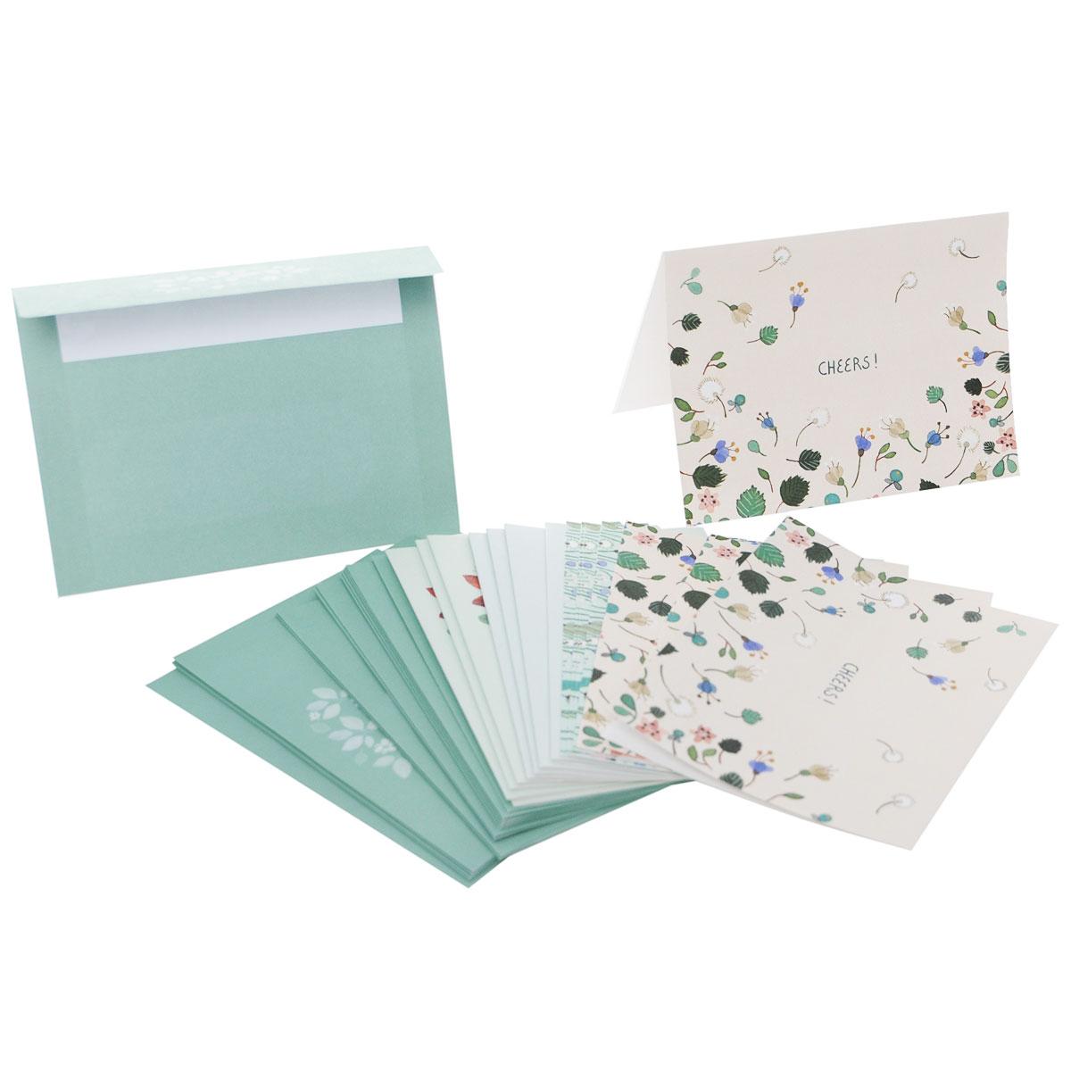 Dandelion Fields: Notecards