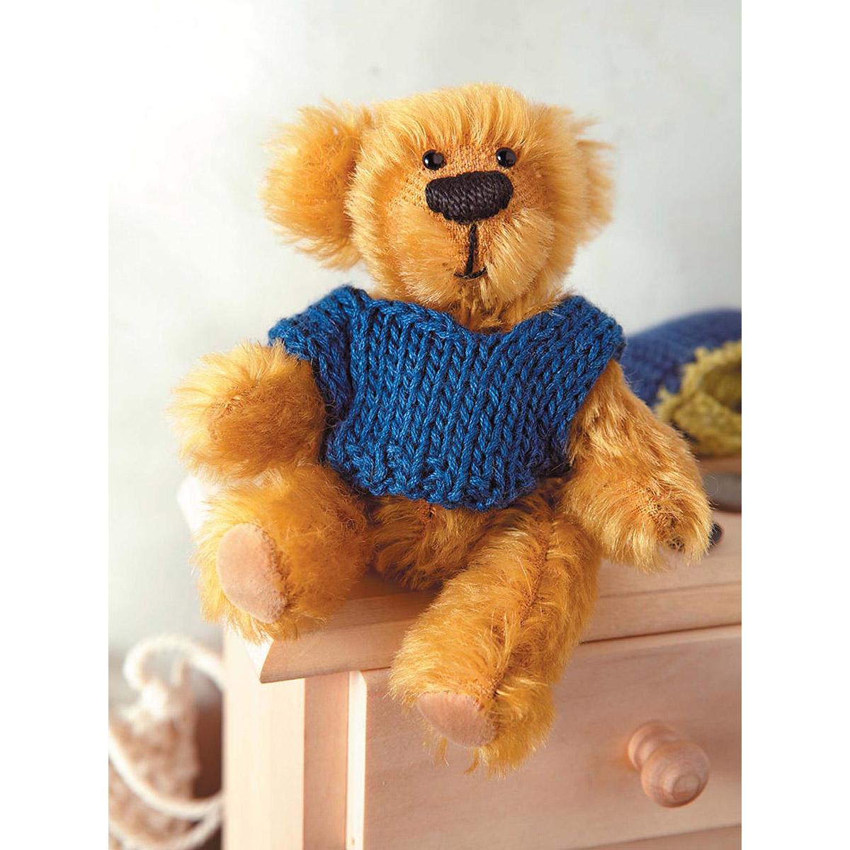 Мастер-класс по шитью плюшевых медведей. Самая полная коллекция!