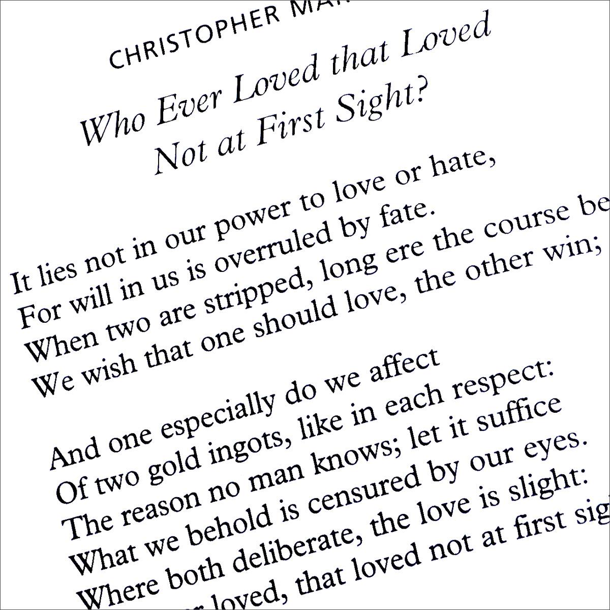 Love Poetry (���������� �������)