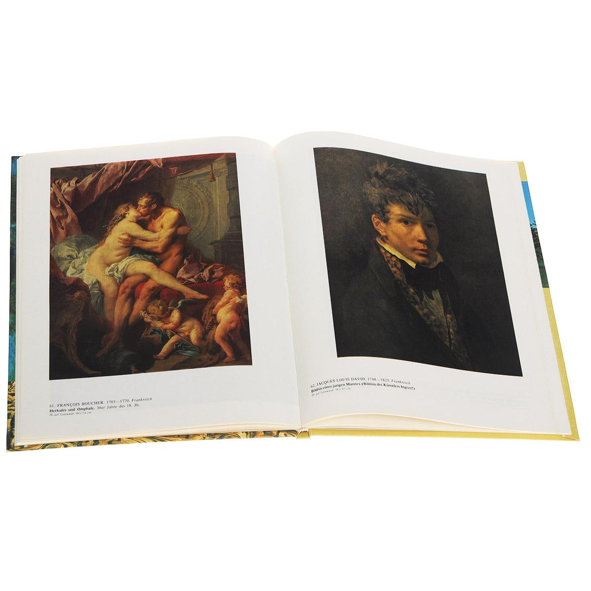 Puschkin-Museum der Bildenden Kunste, Moscau: Malerei