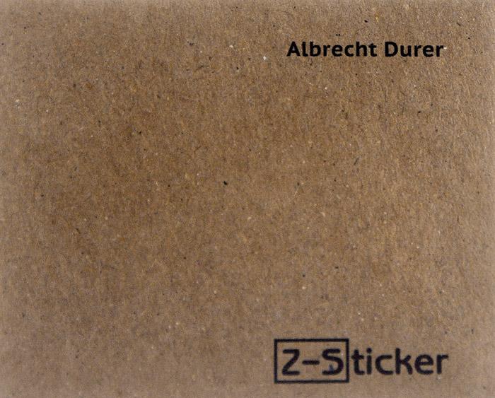 Albrecht Durer. Z-Sticker (миниатюрный набор из 7 наклеек)