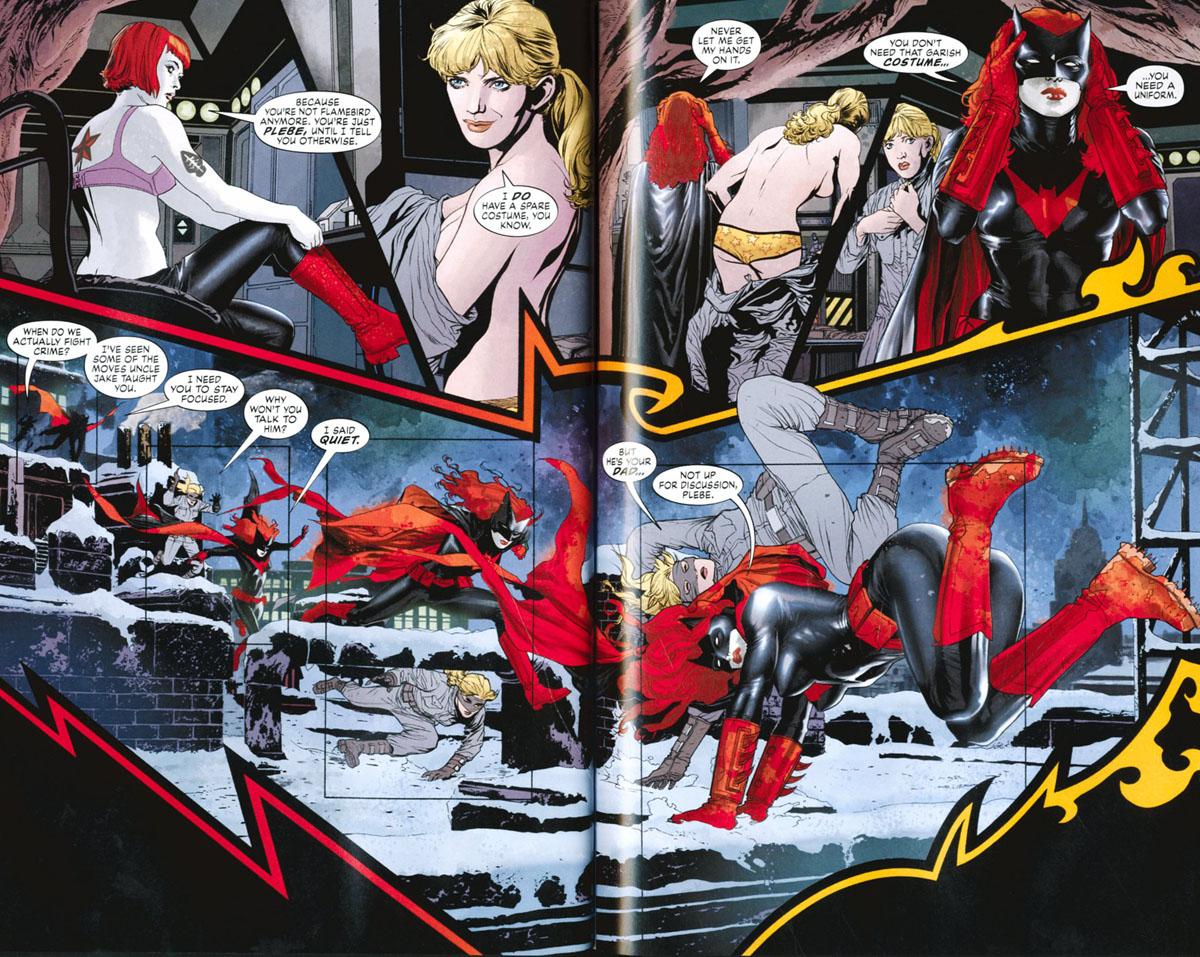 Batwoman: Volume 1: Hydrology