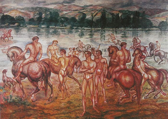 Венгерская живопись XX века