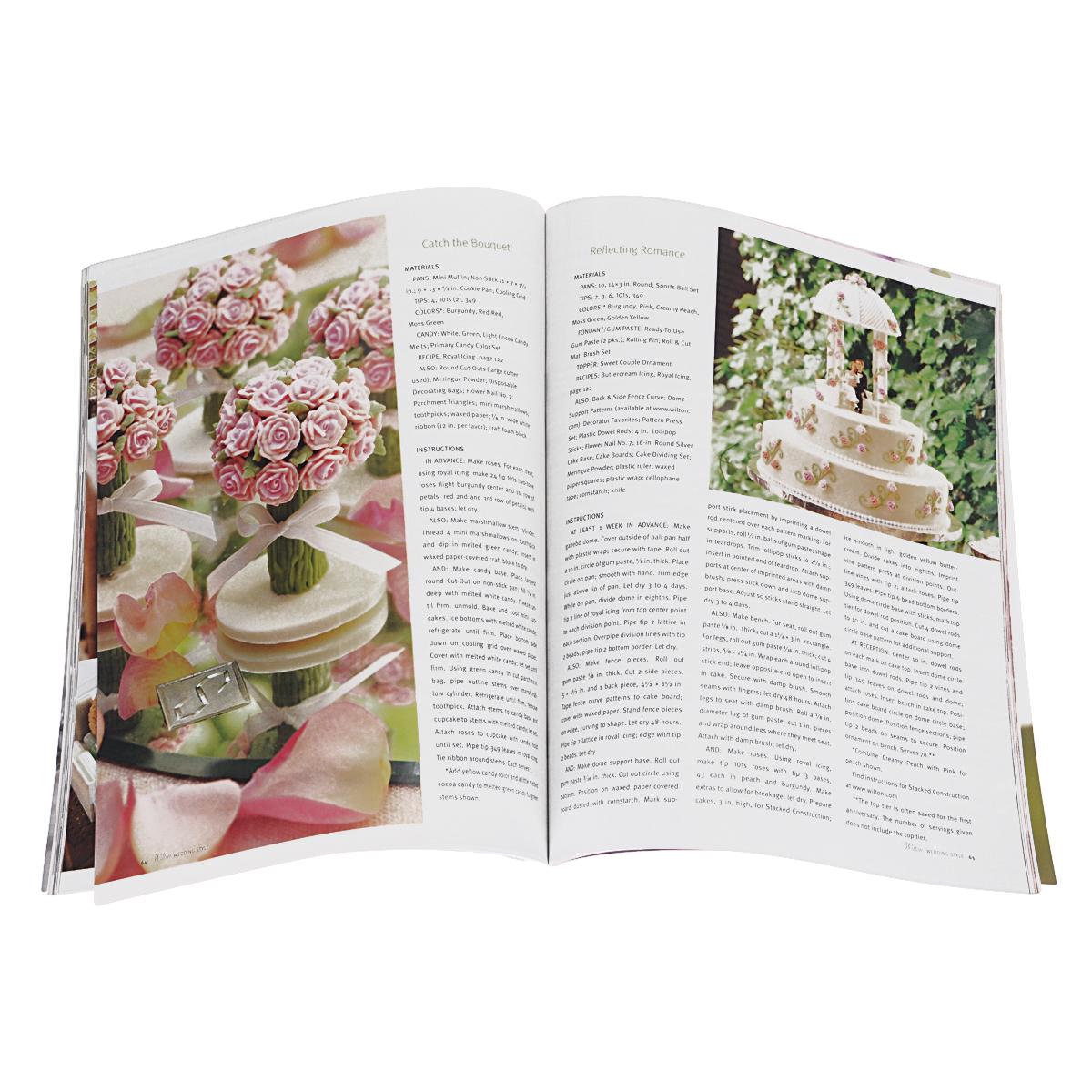 Wilton Wedding Style Book