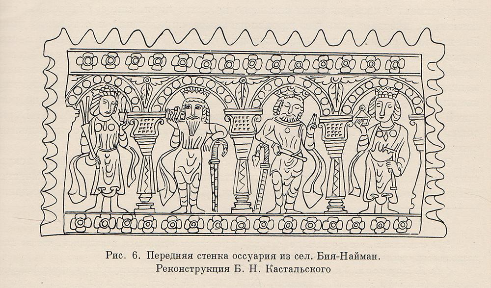 Живопись древнего Пянджикента