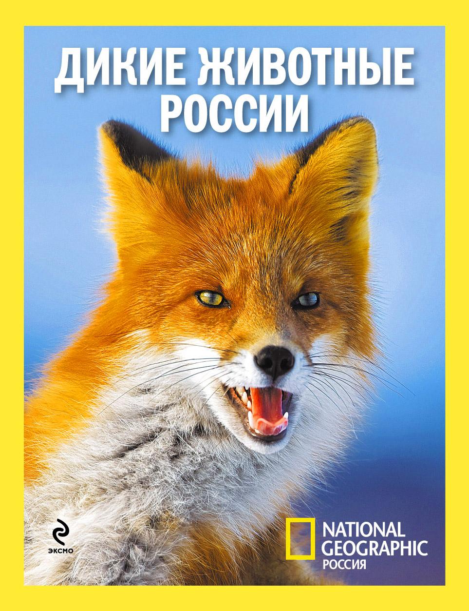 Дикие животные России