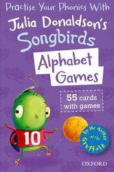 Donaldson, Julia; Kirtley, Clare. Oxford Reading Tree Songbirds: Alphabet Games Flashcards