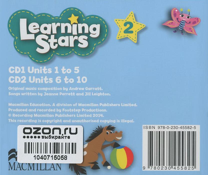 Learning Stars: Level 2: Class Audio CDs (��������� �� 2 CD)