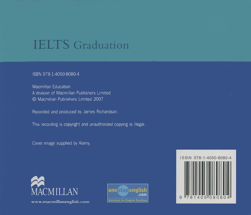 IELTS Graduation: Class Audio CDs (��������� �� 2 CD)