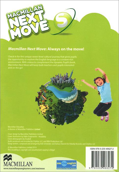 Macmillan Next Move: Level: Starter (аудиокурс на 2 CD)