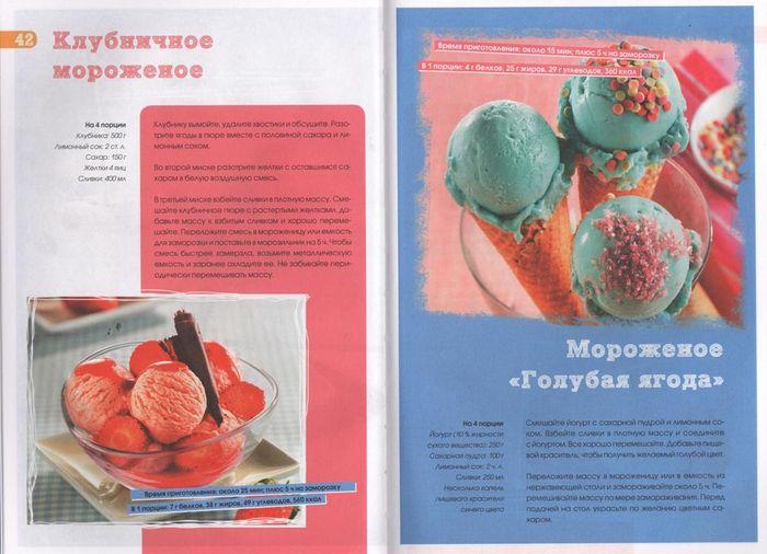 Как делать мороженое домашних условиях