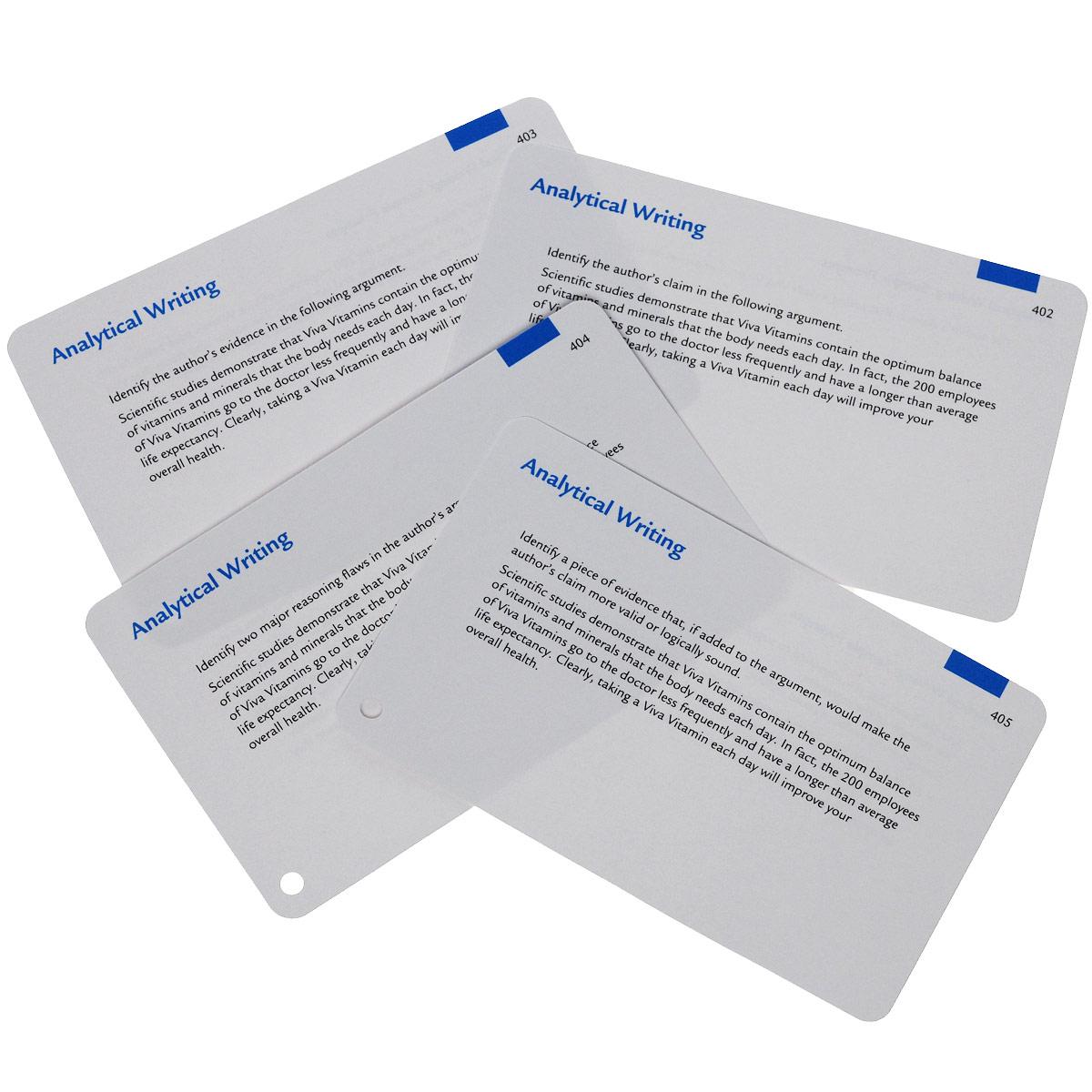 Barron's: GMAT: 400 Flash Cards