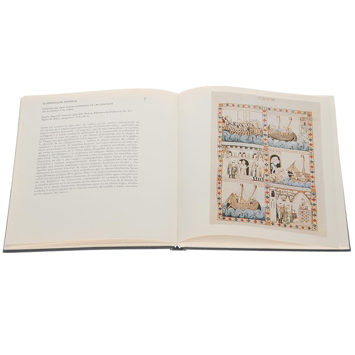 La pintura medieval Espanola