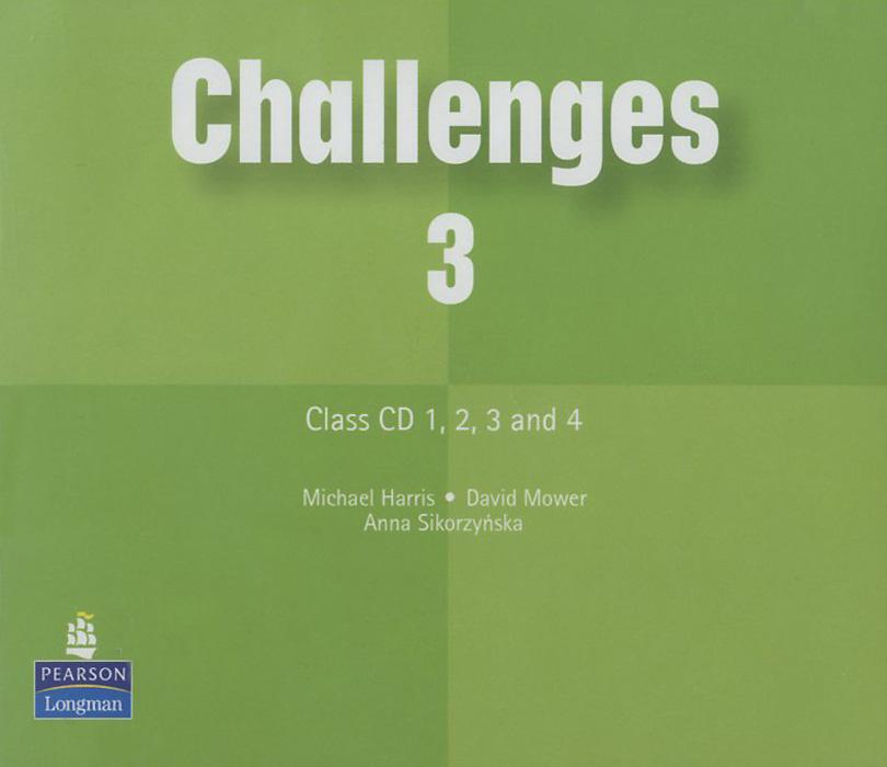 Challenges 3: Class CD (��������� �� 3 CD)
