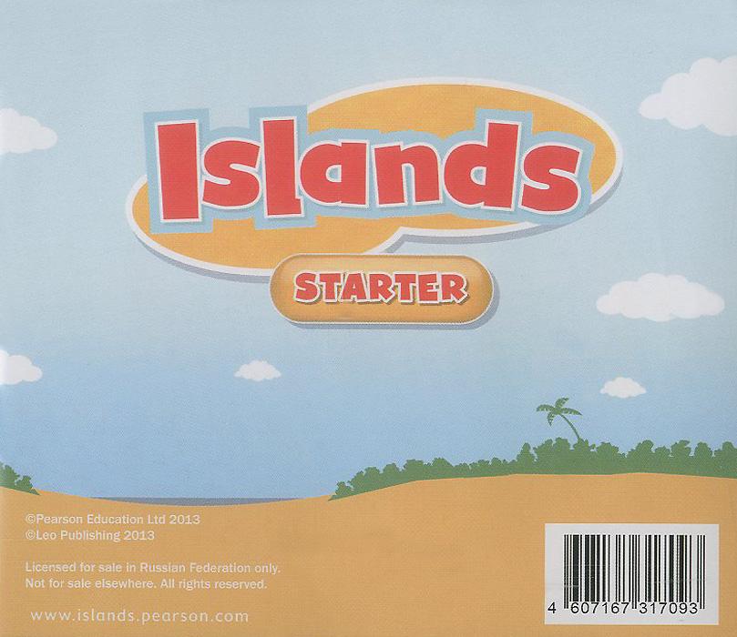 Islands: Starter: Class Audio CDs (аудиокурс на 2 CD)