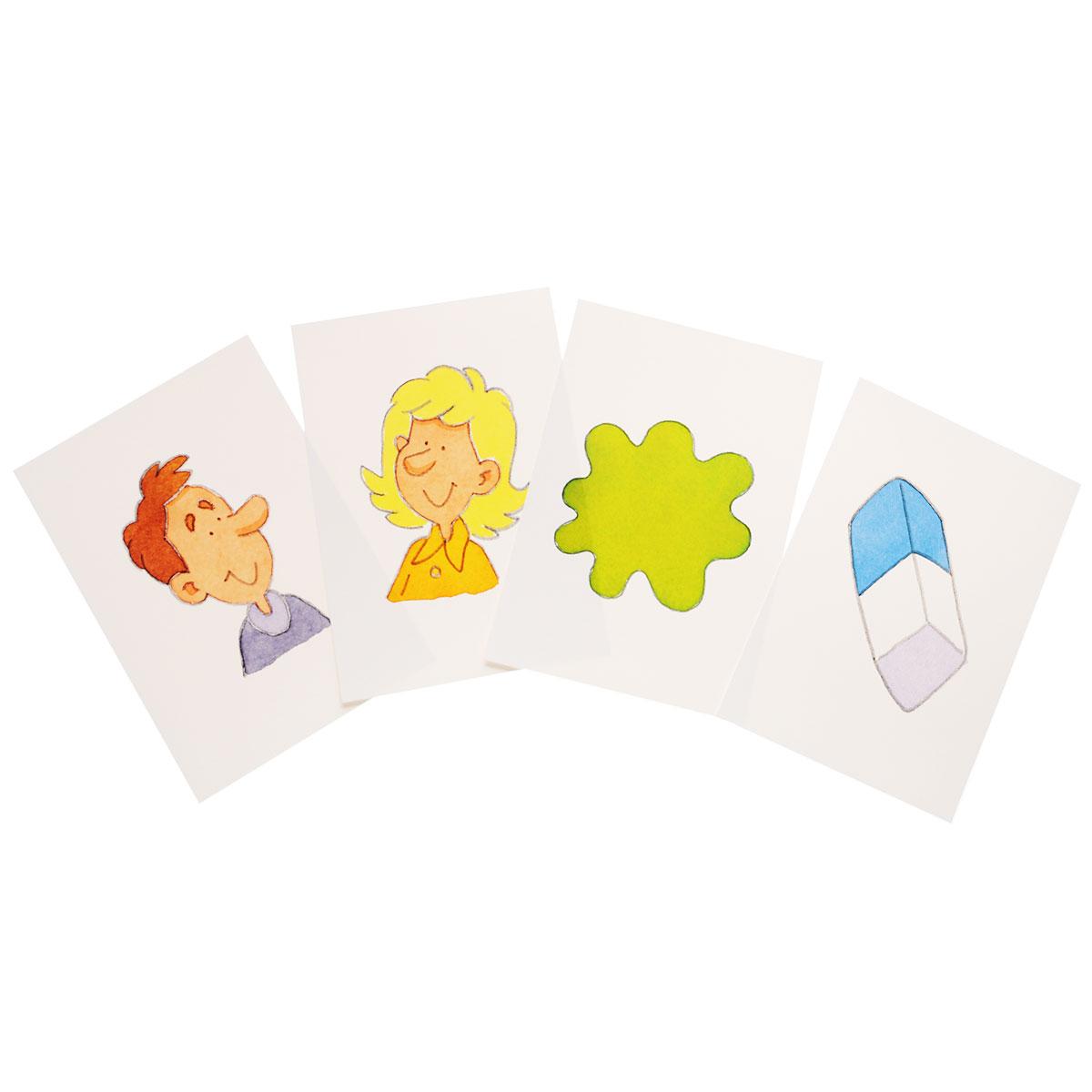 English Adventure: Starter: Flashcards (набор из 46 карточек)