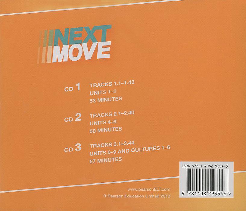 Next Move 2 Cl CD