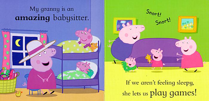 Peppa Pig: My Granny