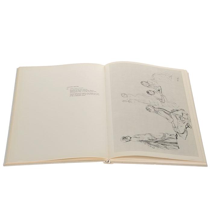 Die franzosische Zeichnung des 19. und 20. Jahrhunderts: Aus den Sammlungen der Nationalgalerie Prag