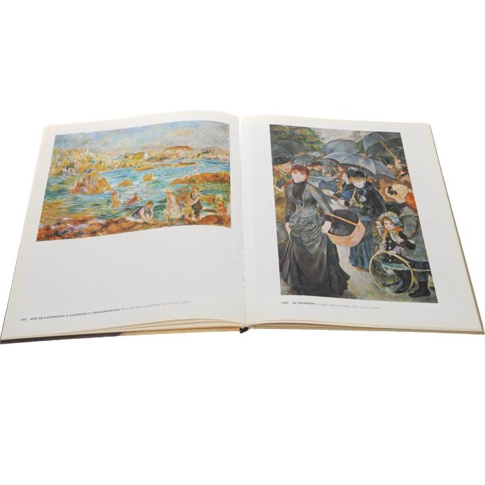 Renoir: Muveszete impressozionista korszakaban 1869-1883
