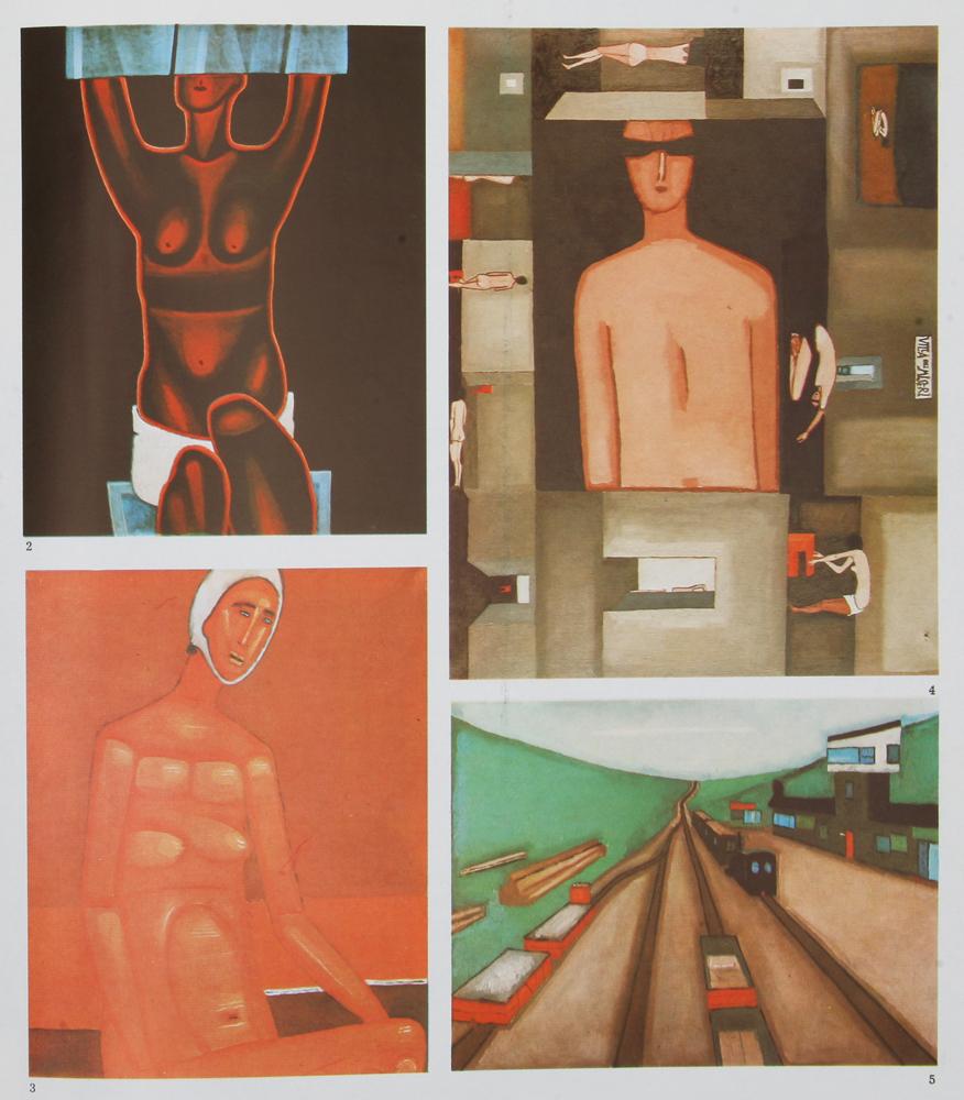 Der Kunstler und sein Werk