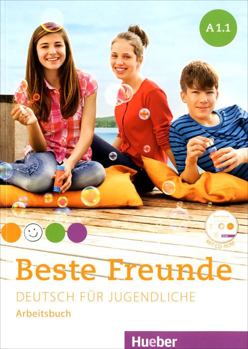 Beste Freunde A1: Paket Arbeitsbuch (+ CD-ROM)