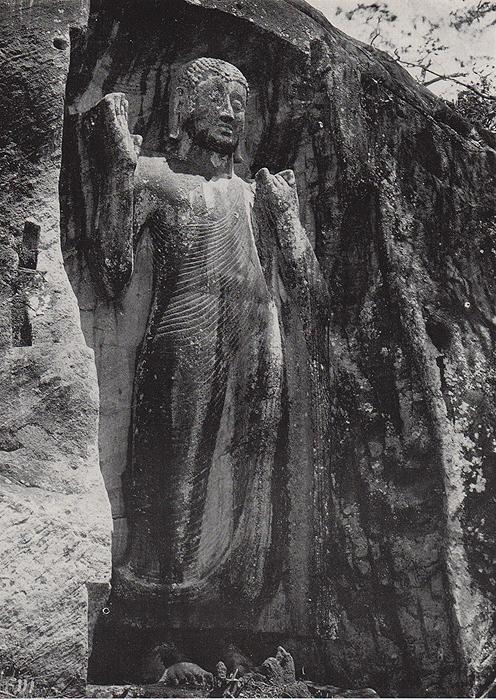 Die buddhistische Plastik Ceylons