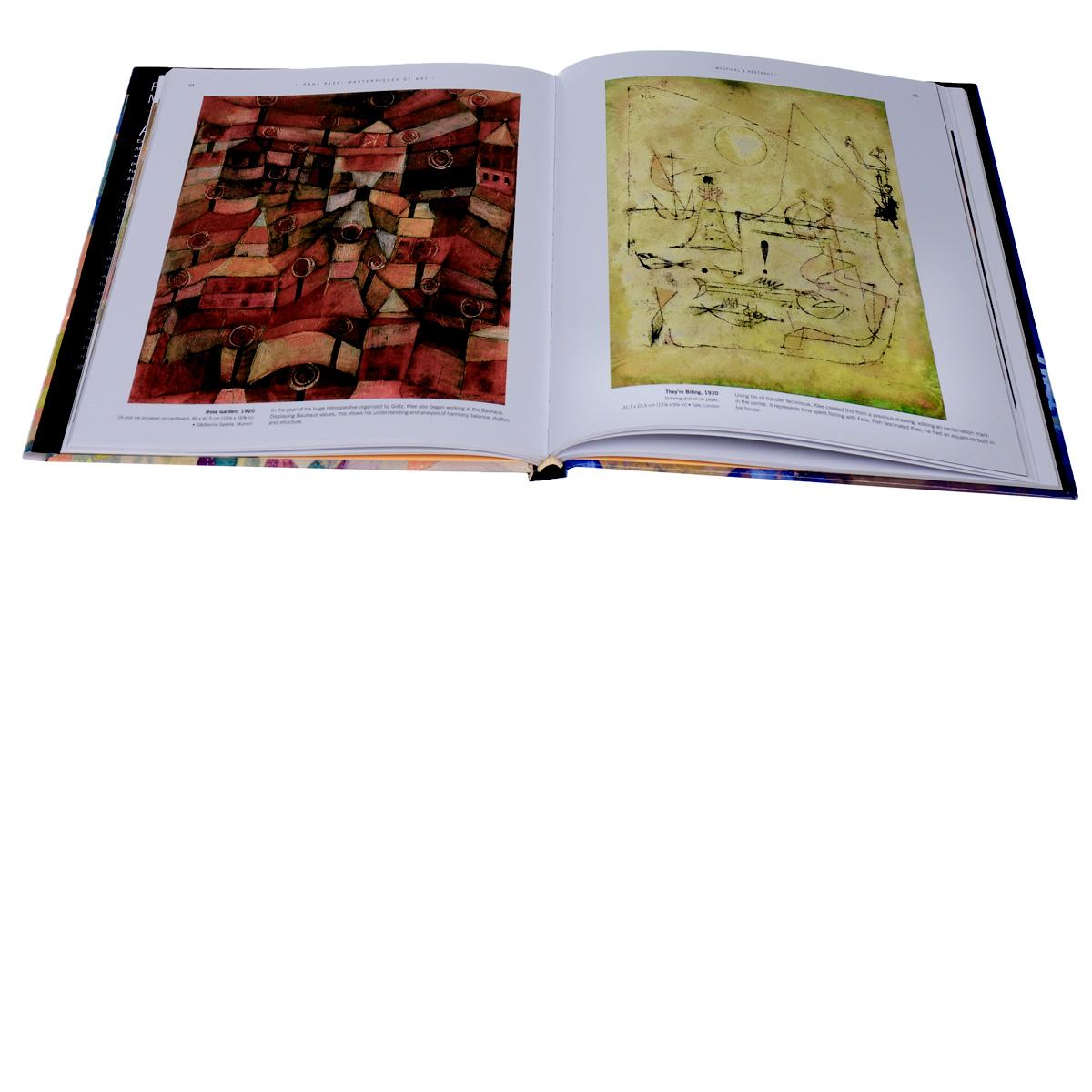 Paul Klee: Masterpieces of Art