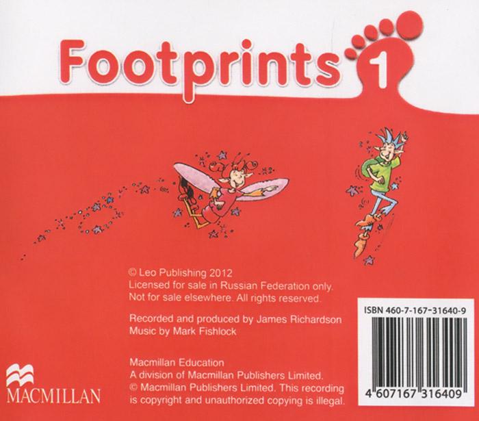Footprints 1 (аудиокурс на 3 CD)