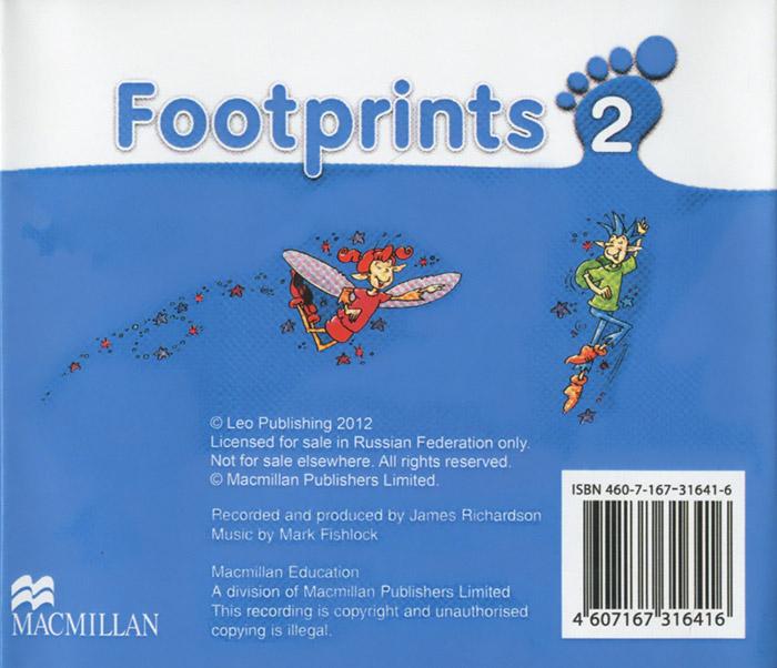 Footprints 2 (аудиокурс на 3 CD)