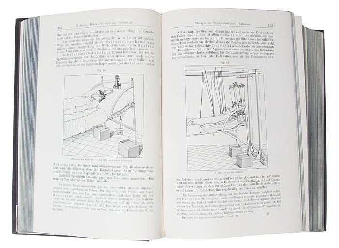 Handbuch der praktischen Chirurgie. Band IV