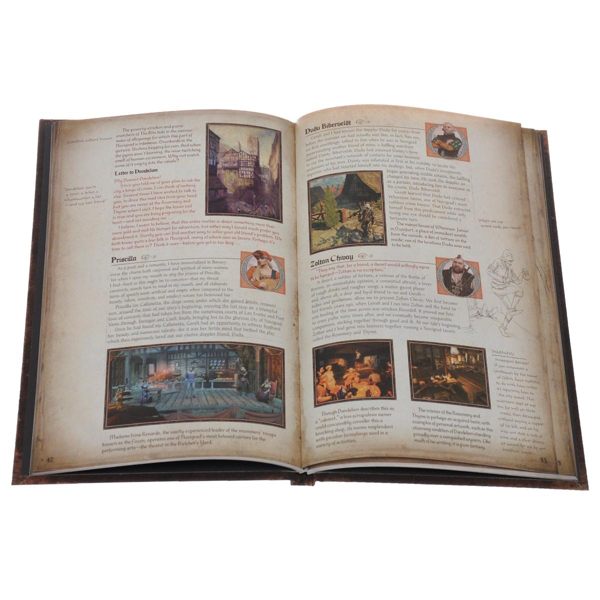 Witcher 3: Wild Hunt (комплект из 2 книг)