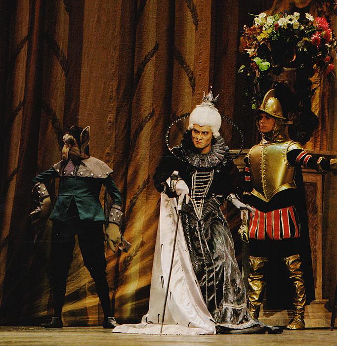 Звезды Санкт-Петербургского театра балета Константина Тачкина
