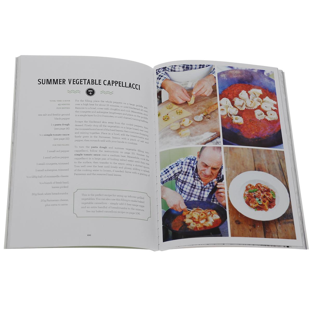 Jamie's Food Tube: The Pasta Book: 50 Easy, Delicious, Seasonal Pasta Recipes