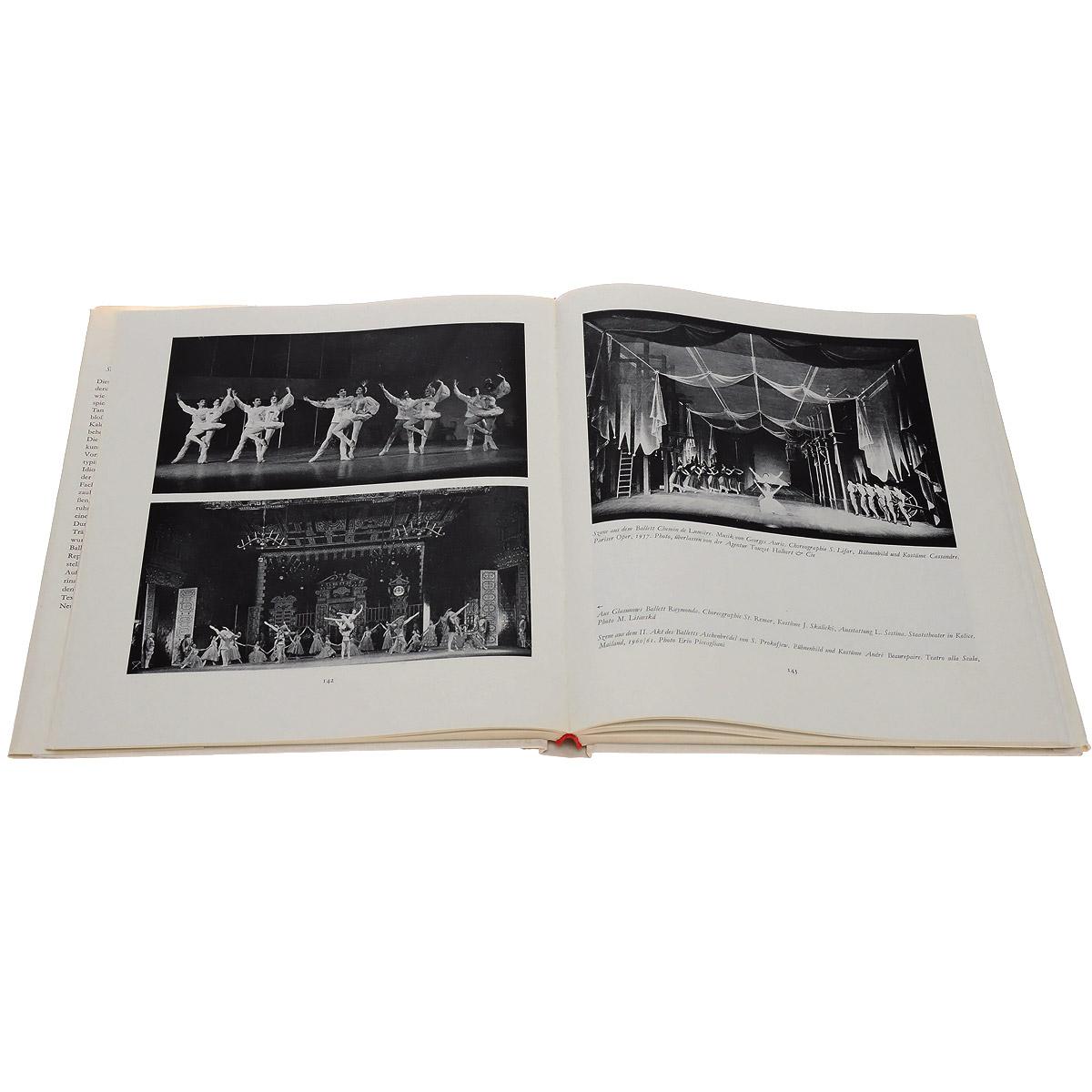 Das ballett: Seine geschichte in wort und bild