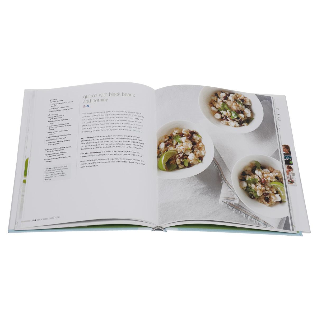 Giadas's Feel Good Food: My Healthy Recipes and Secrets