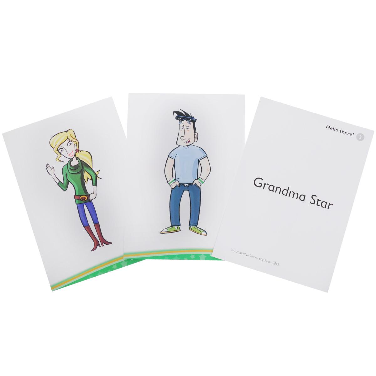 Kid's Box 4: Flashcards