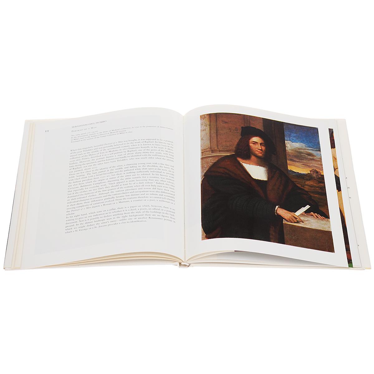 Italian renaissance portraits