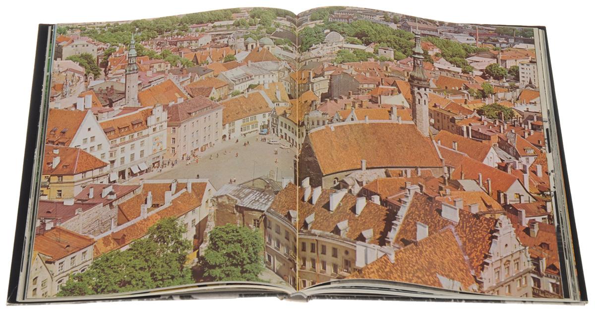 Tallinna. Arkkitehtuuri ja muistomerkit