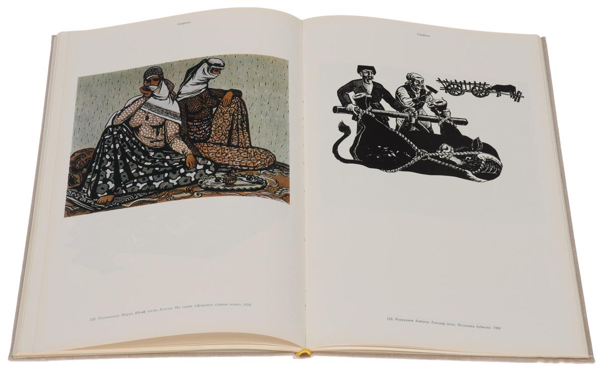 Изобразительное искусство Азербайджанской ССР